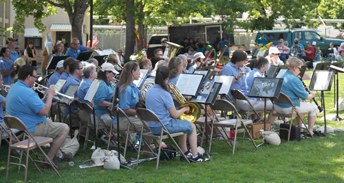 Gorge Winds Concert Band